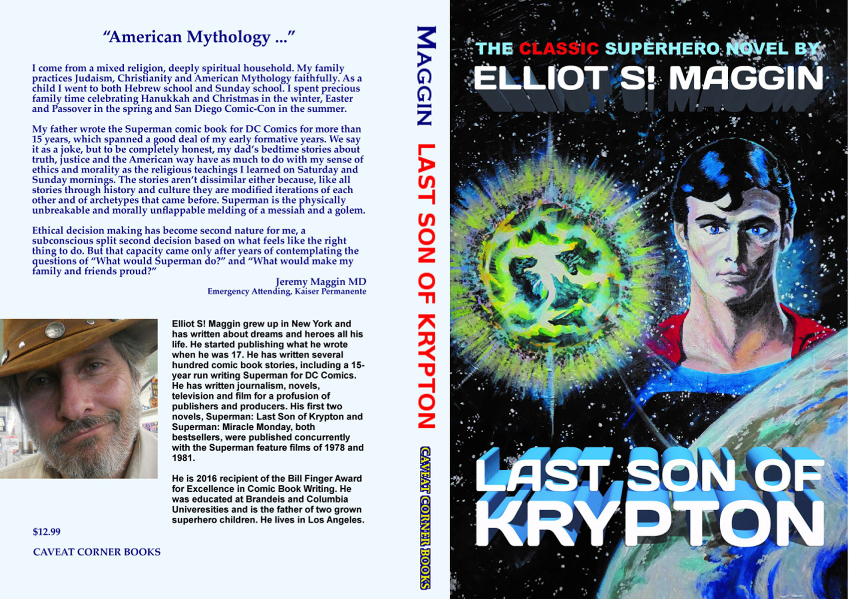 Last Son of Krypton cover